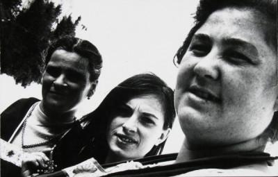 Doris_Quarella_Drei Frauen_Exkursion Apulien_1964