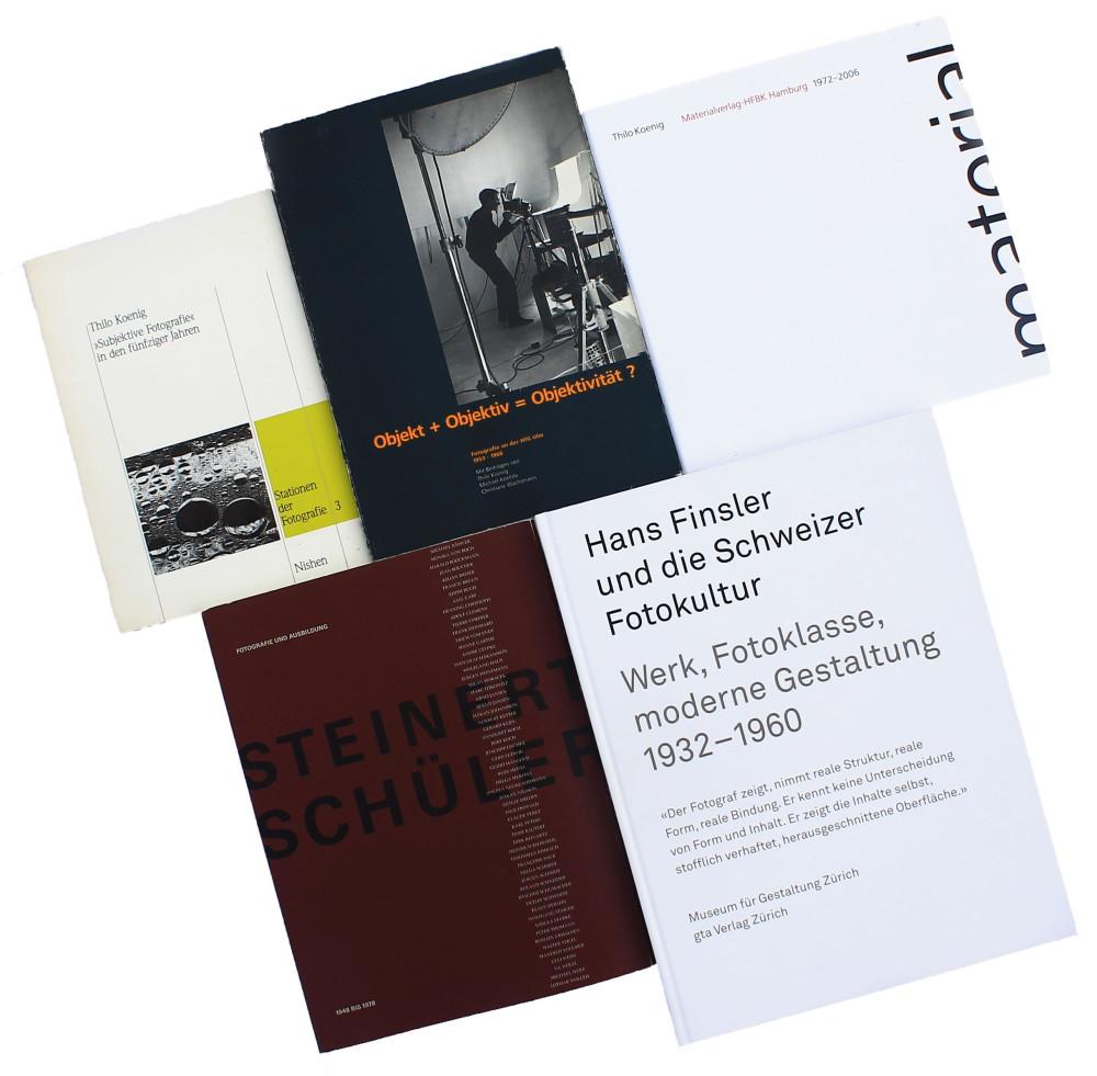 Thilo Koenig_Publikationen